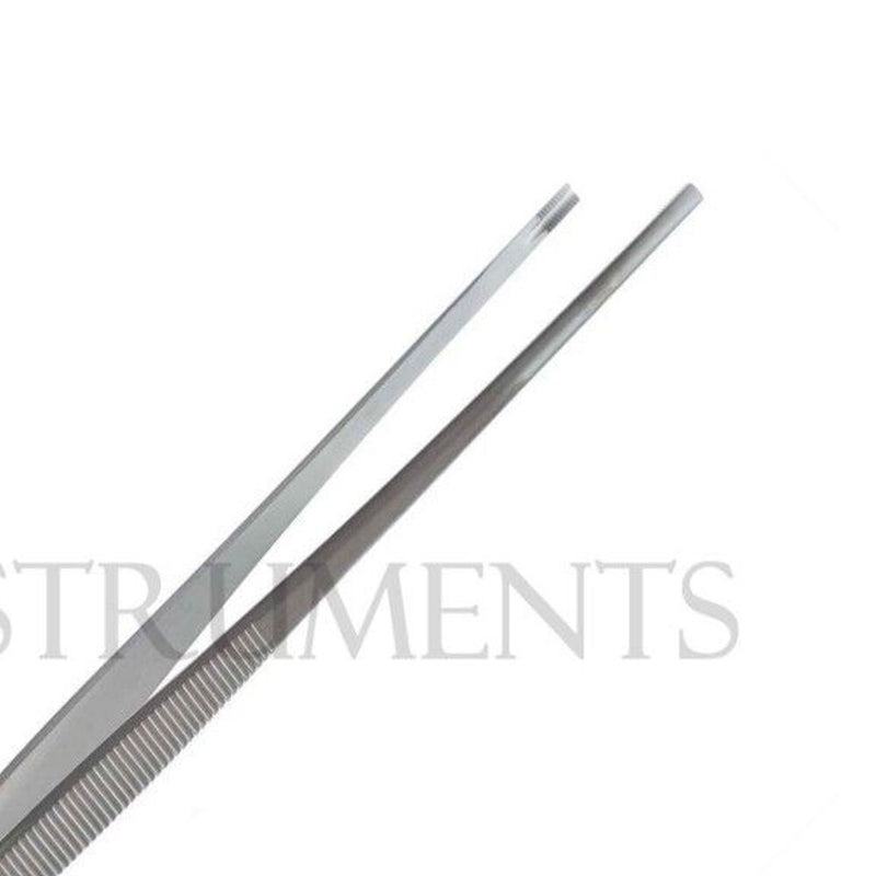 "3 Brown Tissue Forceps 6.00"" Side Grasping 8 x 8 Teeth"