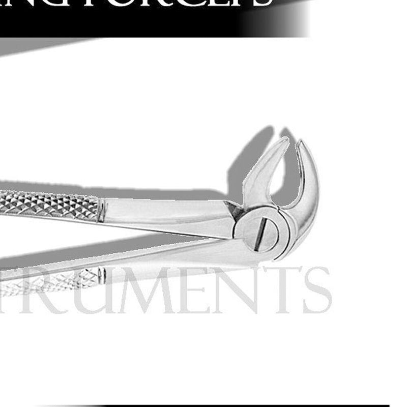 3 Pedo Extracting Forceps Dental Surgical Instruments 13