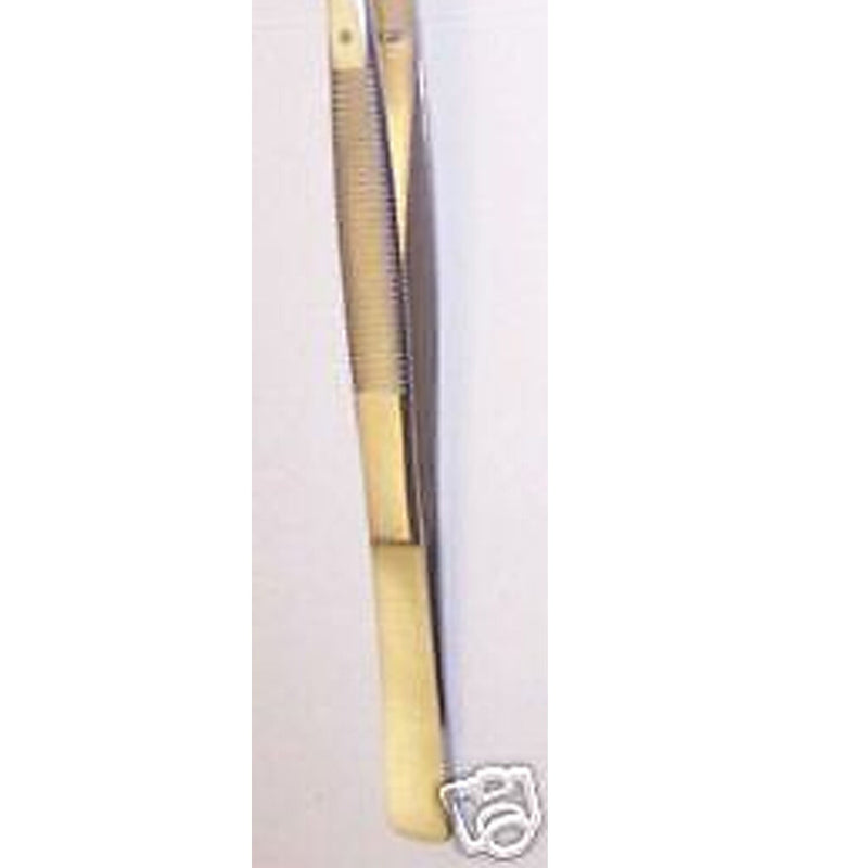 Cushing Tissue 1x2 Forceps Surgical Plastic Surgery 7""