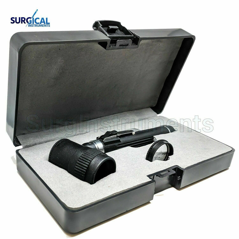 Dermatology Skin Diagnostic Dermatoscope Set Dermal Instruments Dermascope