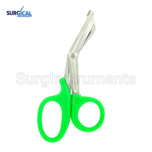 "75 EMT Shears 5.50"" Rescue Paramedic Bandage Ems Nurses Scissors Holiday Gift"