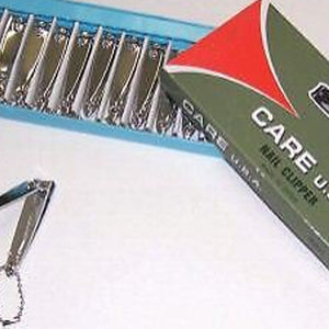 "12 pcs Fingernail Clippers 2"" Stainless Steel Nippers Cutters Clipper"