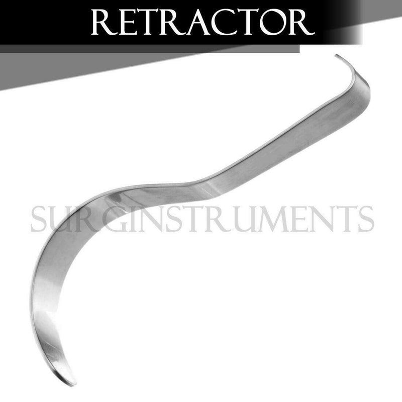 DEAVER Retractor SOLID HANDLE Surgical Instruments