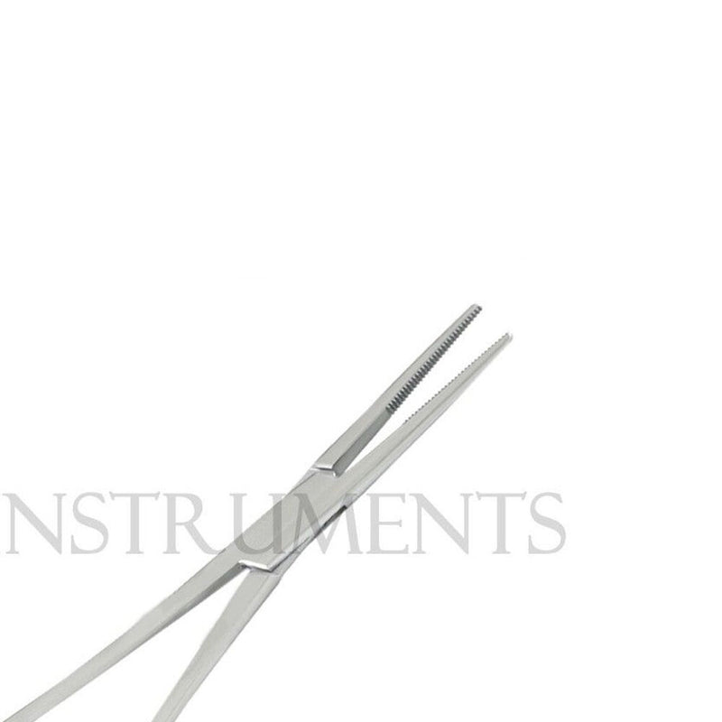 "5 Crile Hemostat Forceps 6.25"" Straight Surgical Veterinary Instrument"