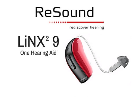 LiNX2 9 - Single Hearing Aid