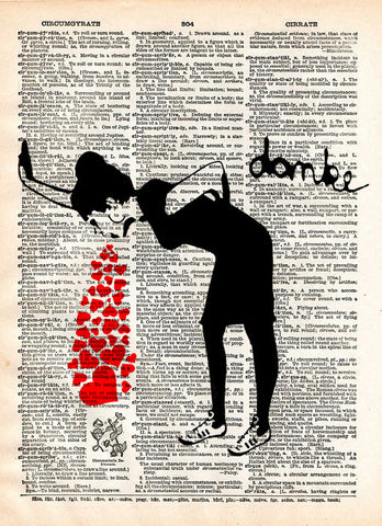 Banksy Art prints