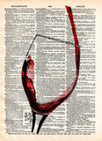 Red wine splash art, red wine pour, pour yourself some wine, cocktail art -  - 2