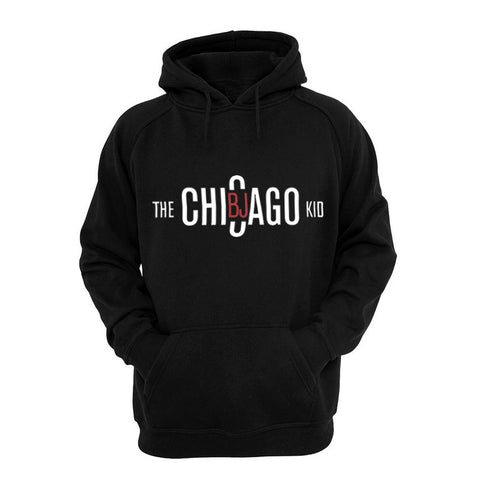 BJ The Chicago Kid Logo Pullover Hoodie