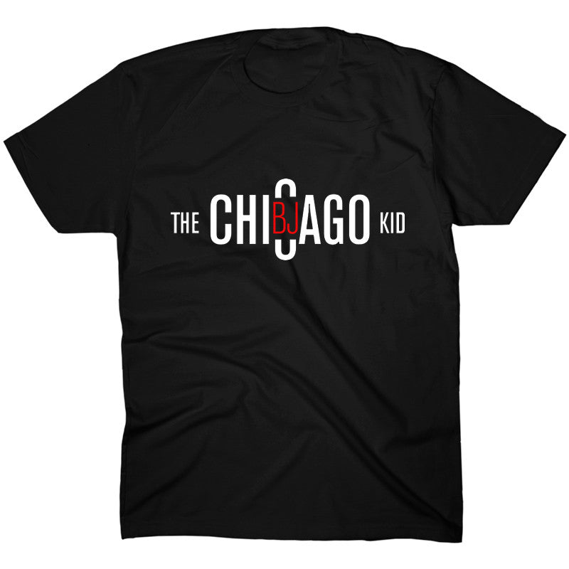 BJ The Chicago Kid Logo Crewneck T-Shirt