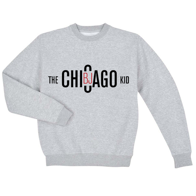 BJ The Chicago Kid Logo Crew Sweatshirt