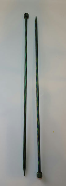 Knitting Needles (14 inch) Size 8