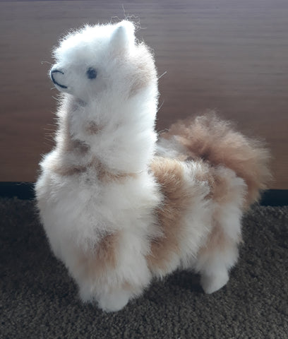 Alpaca with Booties