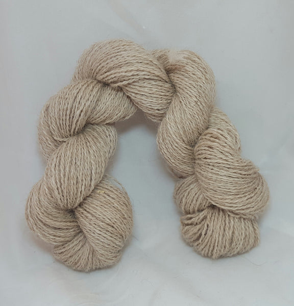 Beige 2-ply Sport blended with Bamboo