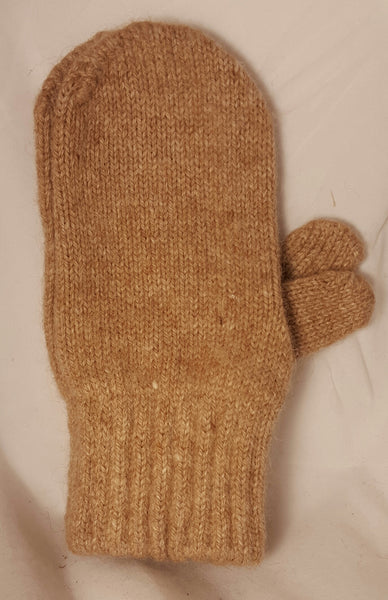Light Brown Mitten (Small)