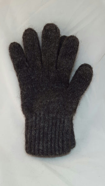 Dark Gray Glove (Small)