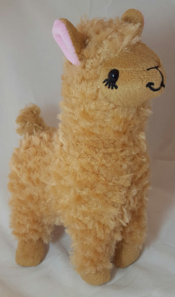 Alpaca Plush - Tan