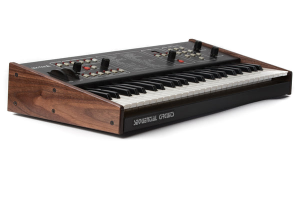 Sequential Six-Trak / Prophet-600 Wood Panels