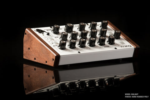 Moog Minitaur Wood Panels