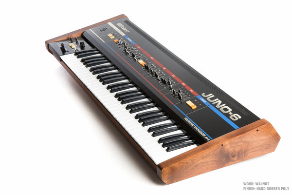 Roland Juno 6 - Juno 60 Wood Panels and Cases