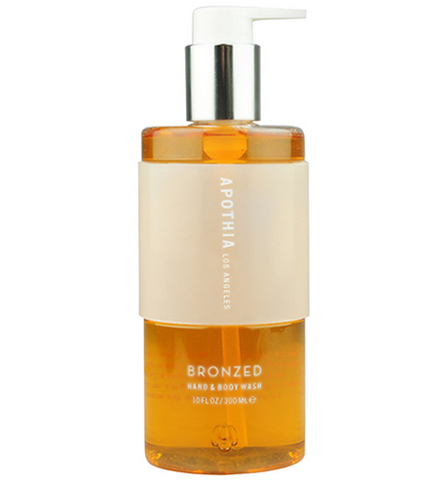 Apothia Bronzed Hand & Body Lotion