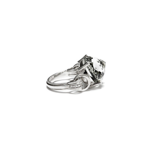 Anna Sheffield Eleonore Cocktail Ring