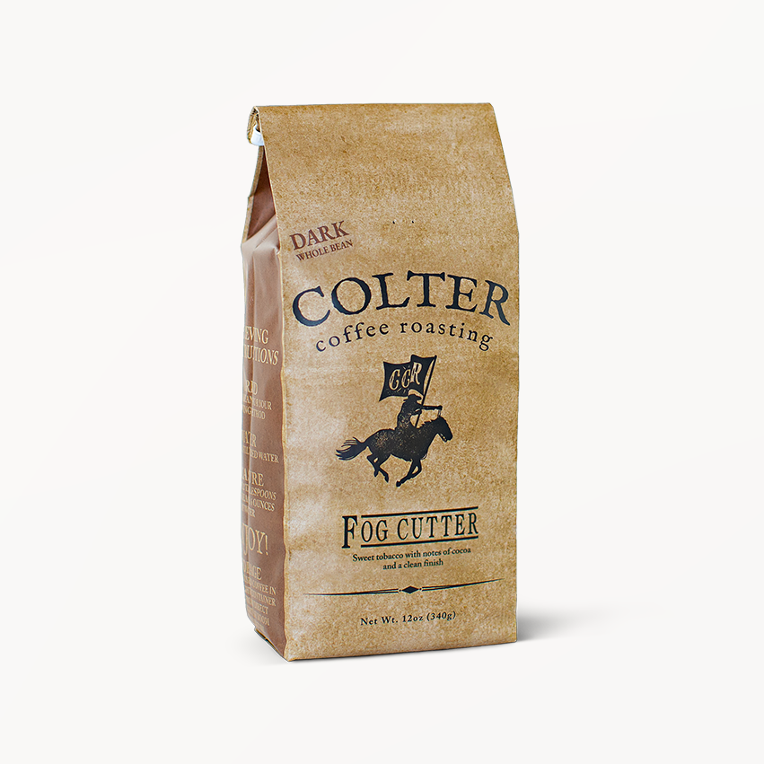 Fogcutter - Colter Coffee Roasting