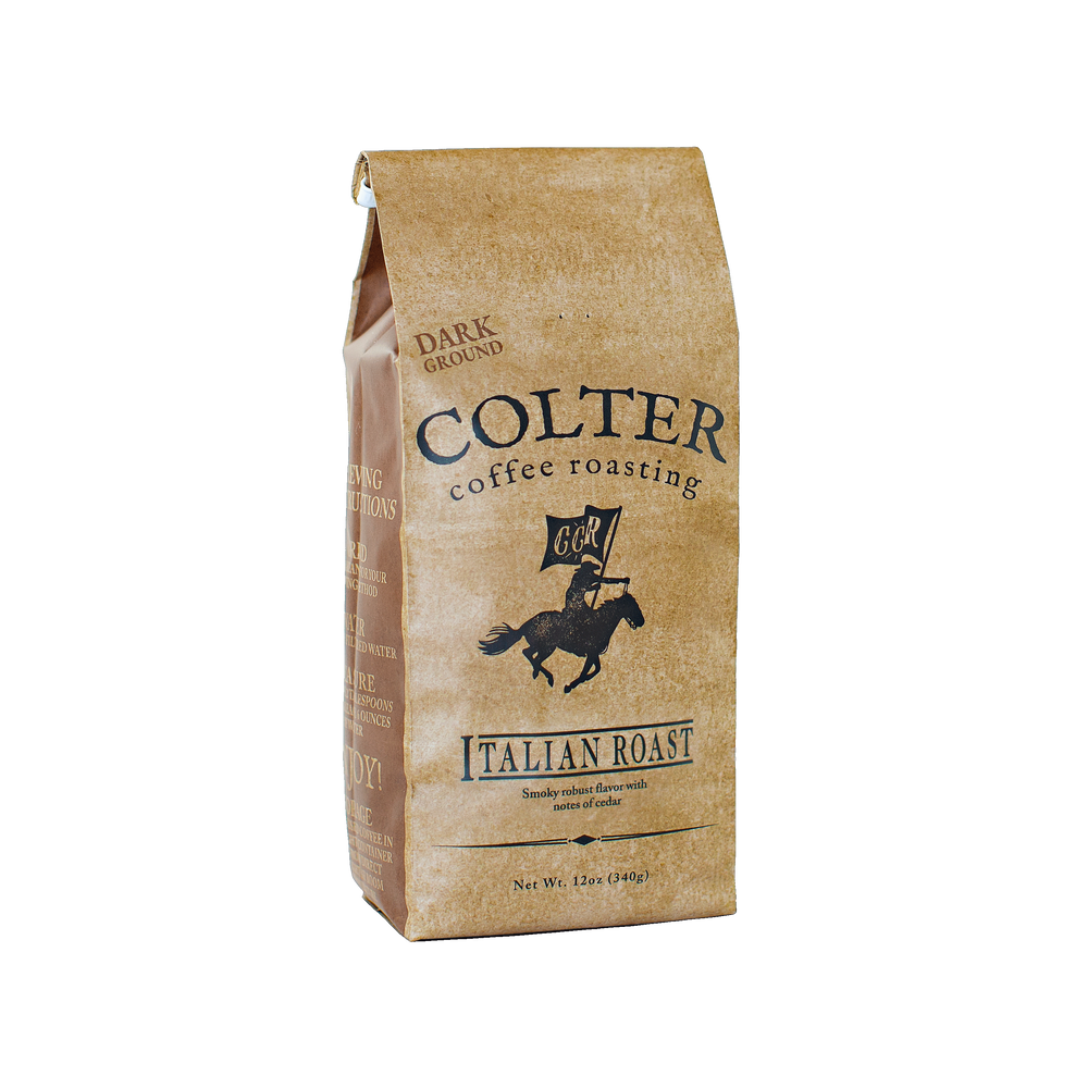 Load image into Gallery viewer, Italian Roast - Colter Coffee Roasting