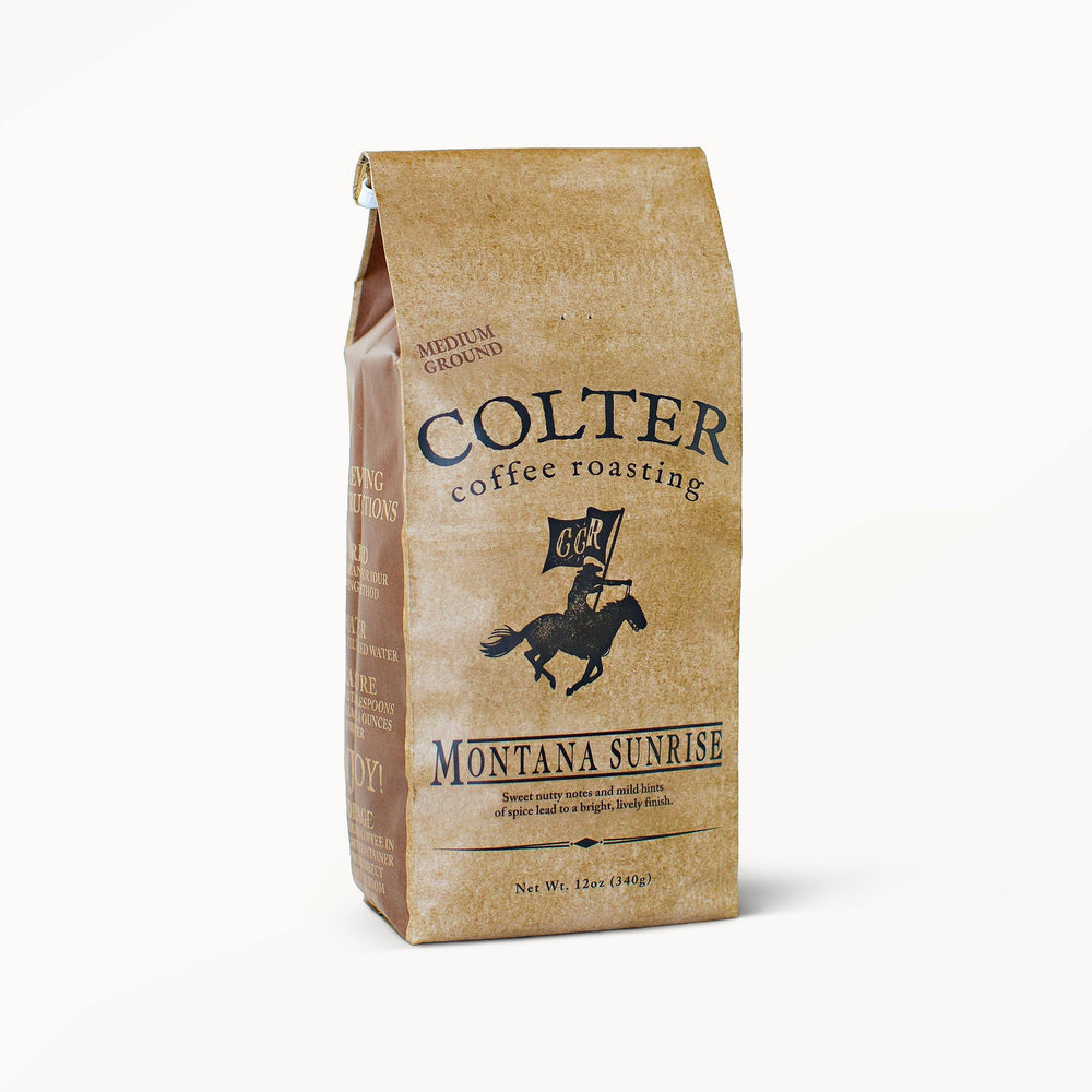 Montana Sunrise - Colter Coffee Roasting