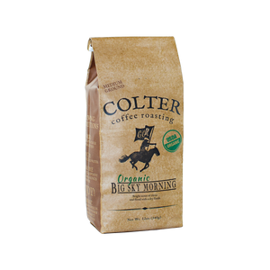 Load image into Gallery viewer, Organic Big Sky Morning - Colter Coffee Roasting