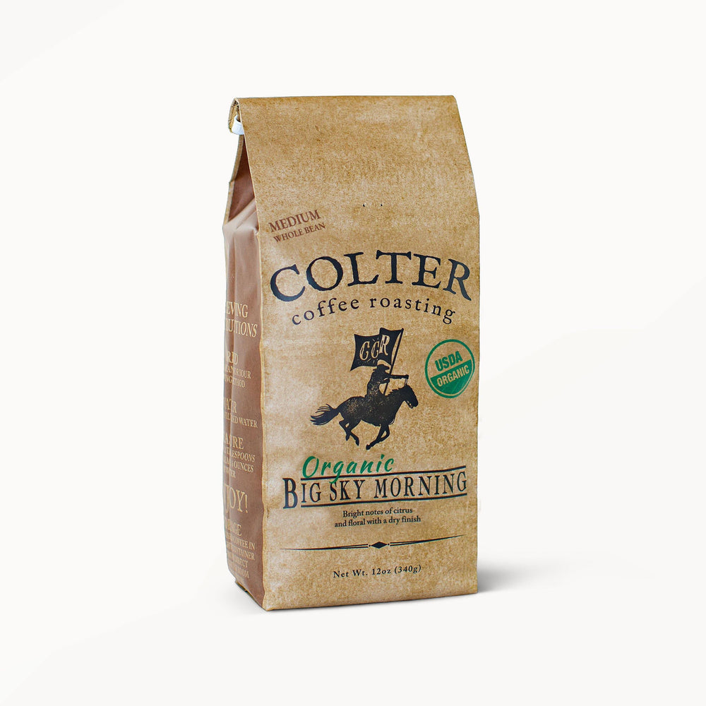 Organic Big Sky Morning - Colter Coffee Roasting