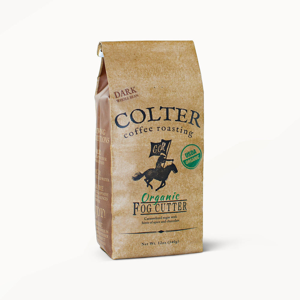 Organic Fogcutter - Colter Coffee Roasting