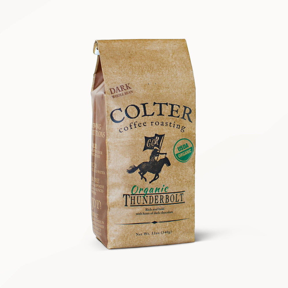 Organic Thunderbolt - Colter Coffee Roasting
