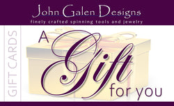 - John Galen Designs GIFT CARDS