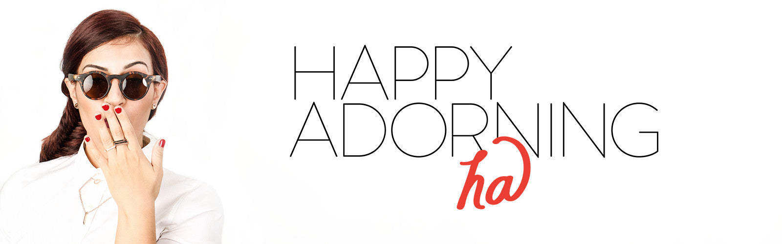 New Collection at Happy Adorning