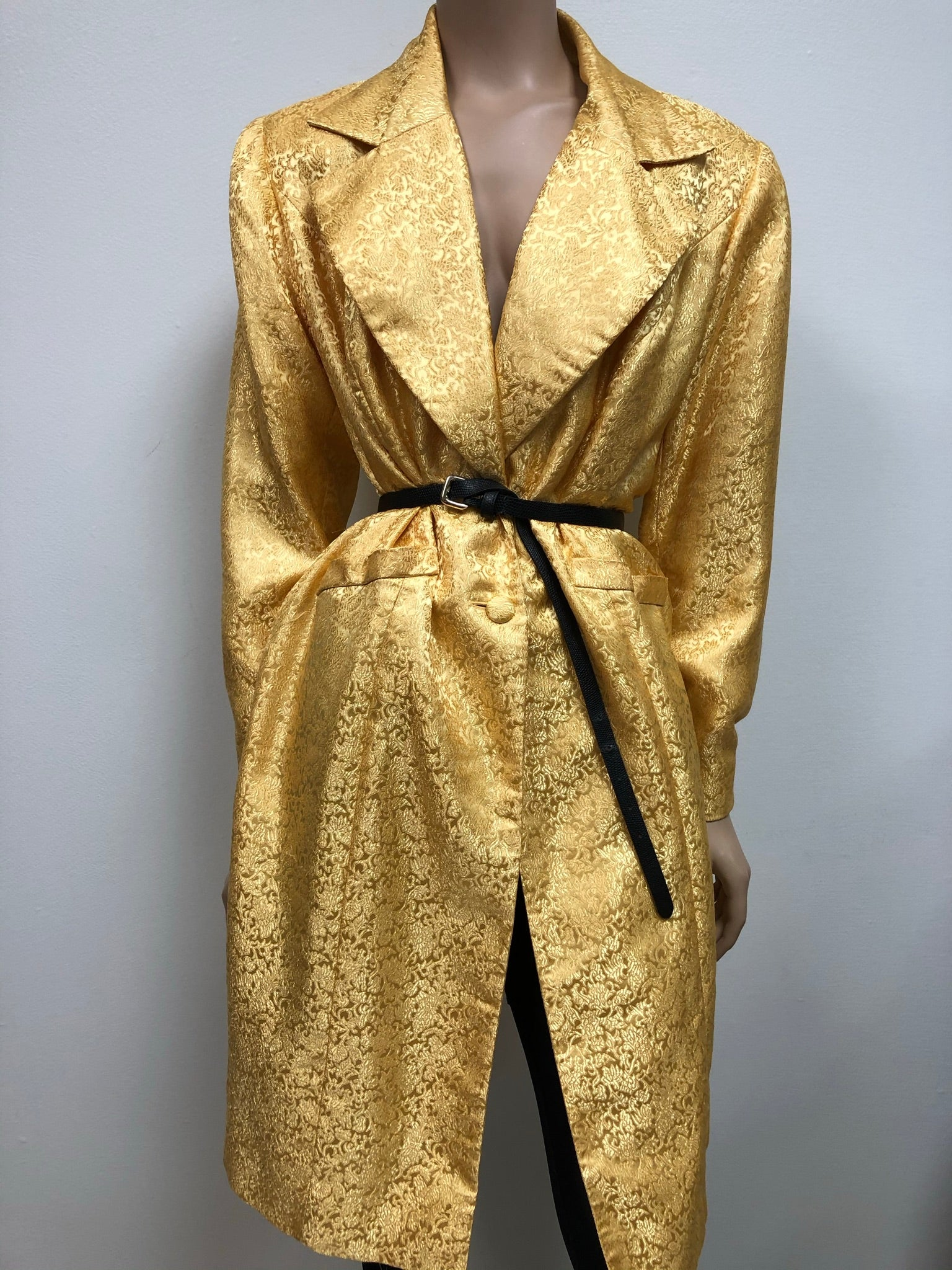 "Vintage ""Lemonade"" Duster Size XL"