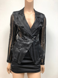 Vintage Business Before Pleasure Jacket Size S