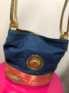 Vintage Golden Sunrays Bag