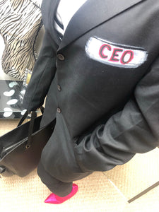 The CEO Blazer
