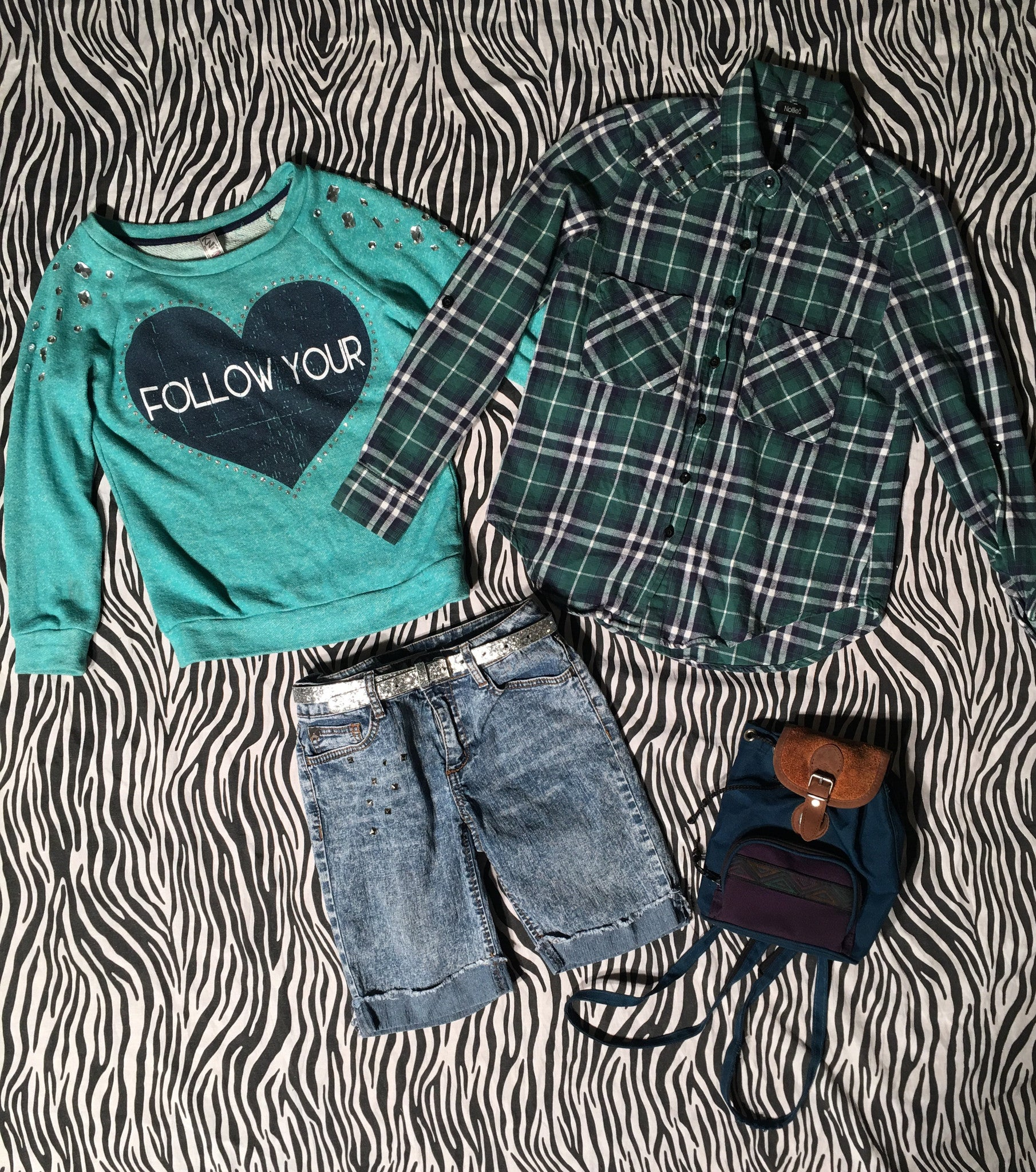 Casual Cool Chick (Outfit Example)