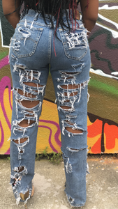 Chopped & Screwed Jeans (Solid)