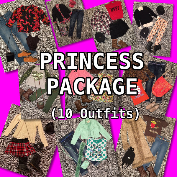 MLV Girls Princess Package