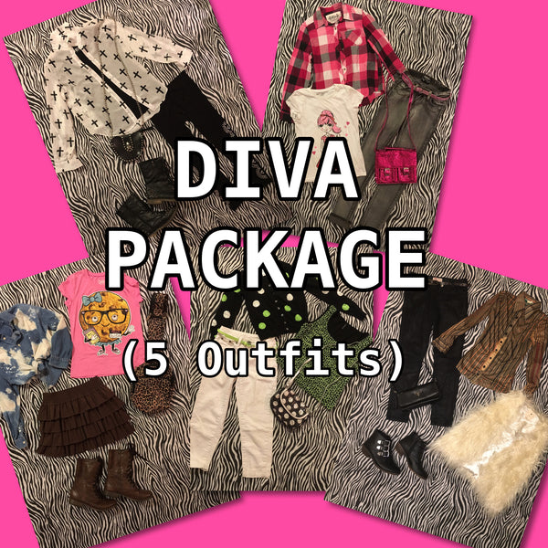 MLV Girls Diva Package