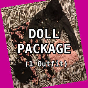 MLV Girls Doll Package