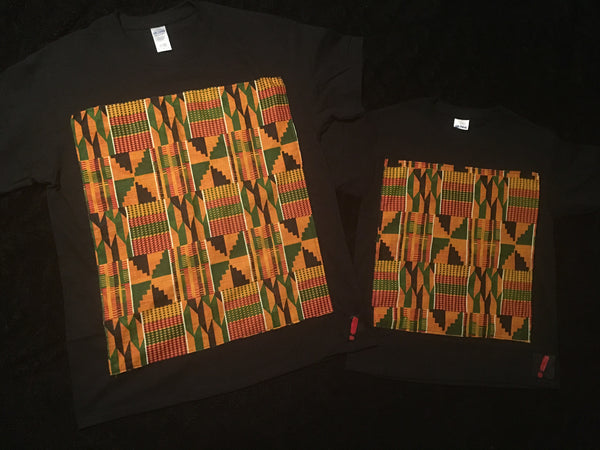 We Royalty Kente Tee