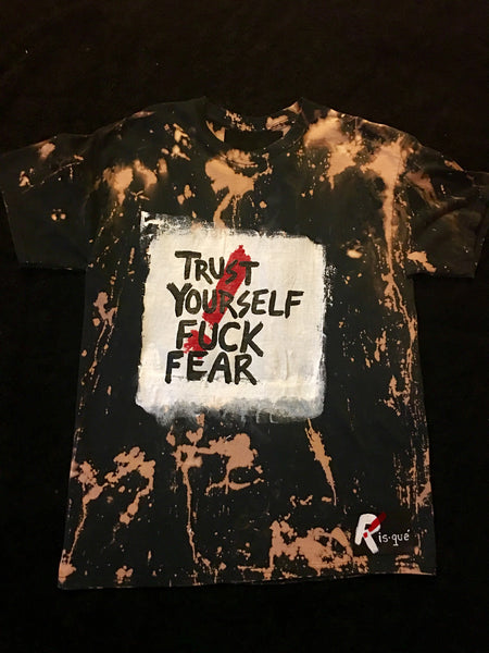 T.Y.F.F. Stained Tee (Uncensored)