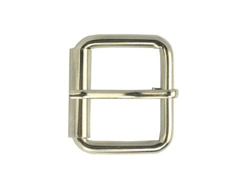 Silver Color Basic Roller Buckle