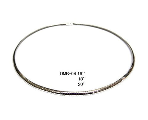 Omega Chain Necklace