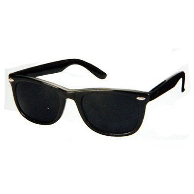 Blues Brothers Wayfarer Black Sun Glasses
