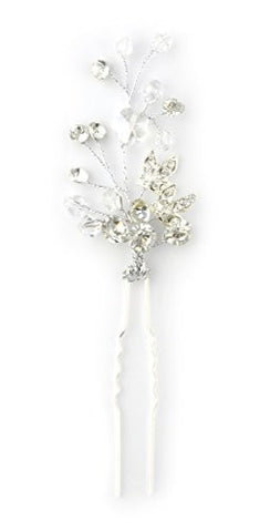 Leaf Charm Tree Branch Design Hair Stick Jewelry