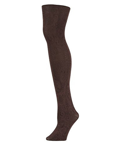 NYfashion101 Women's Western Floral Design Pattern Fashionable Stretch Tights